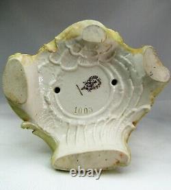 Buste Femme Art Nouveau Biscuit Amphora Turn & Teplitz Bisque Stellmacher Kessel