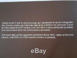 Dictionnaire et Cotation carrés d'art III Hermès