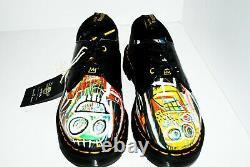 Dr. Martens 1461 basquiat shoes black / UK5 EU38 US M6 US L7