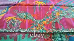 Foulard Hermès Exlibris en Kimonos Neuf Collector +boîte/sac/ruban