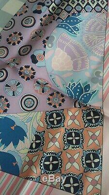 Foulard Hermès L'Art Du Sarasa 2020 Neuf + boîte/ruban/sac