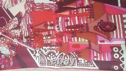 Foulard Hermès Zabavushka Collector Neuf jamais porté +boîte/sac/ruban