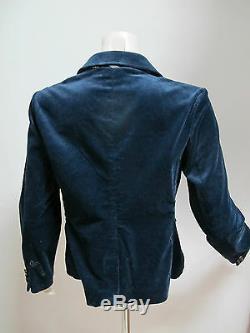 GANT Veste Femme en Velours art. 476251 Couleur Bleu tg. 50 Hiver 2011