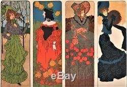 Julius Klinger La femme dans la décoration moderne (port-folio)