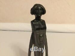 # Magnifique Buste de femme Art Nouveau