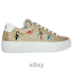 Moa Master Of Arts Chaussures Baskets Sneakers Femme En Cuir Victoria Tropic 4ac