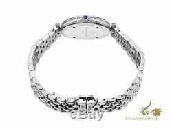 Montre à quartz Frederique Constant Classics Ladies Art Deco, 78 Diamants, 30mm
