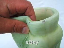 Rare vase grès femme nue forster Gustav Gurschner autriche 1873 1970 Art Nouveau
