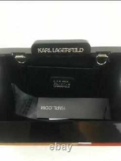 Sac Clutch Karl LAGERFELD K/stripes