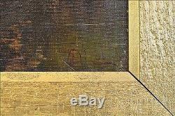 Symbolist Art Nouveau Colvin Anglais Artiste Um 1880 Jeune Femme 66X55